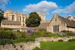 england trädgårds- minnes- oxford kriger Royaltyfria Bilder