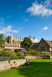england trädgårds- minnes- oxford kriger Royaltyfria Foton
