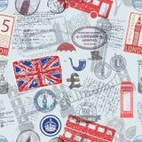 England/UK symboler fotografering för bildbyråer