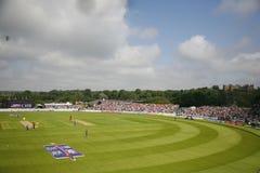 2012 England v Australia 4th one day international Stock Image