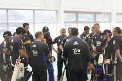 England 2012 V Australien den 4th en daginternationalen förtjänar perioder Royaltyfri Bild