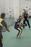 England 2012 V Australien den 4th en daginternationalen förtjänar perioder Arkivfoton