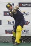 England 2012 V Australien den 4th en daginternationalen förtjänar perioder Royaltyfri Fotografi