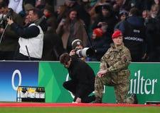 England v Scotland - Guinness Six Nations stock images