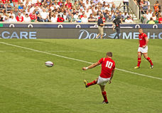 England v Wales Rugby Union at Twickenham Royalty Free Stock Photos