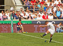 England v Wales Rugby Union at Twickenham Stock Photos