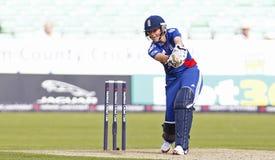 England v West Indies Women's T20 International Cricket Match Royalty Free Stock Photos