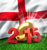 England 2015 Royalty Free Stock Image