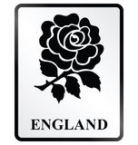 England-Zeichen Lizenzfreies Stockbild