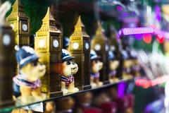 Englische Andenken-Geschenke Lizenzfreies Stockfoto