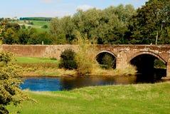 Englische Brücke Lizenzfreies Stockbild