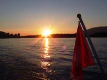Englische Bucht-Kreuzfahrt Vancouver BC Kanada Stockbild