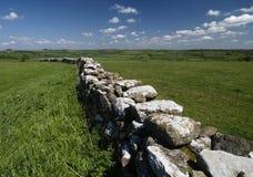 Englische Felder Stockbild