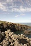 Englische Küste Stockbilder