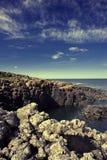 Englische Küste Lizenzfreies Stockfoto