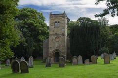 Englische Kirche Lizenzfreie Stockbilder