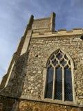 Englische Kirche Stockfoto