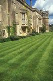 Englische Land-Villa Lizenzfreie Stockbilder