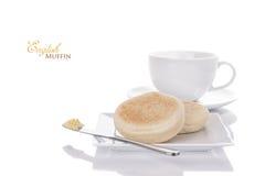 Englische Muffins Lizenzfreie Stockbilder