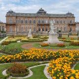 Englische Villa Lizenzfreie Stockfotografie