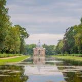 Englische Villa Lizenzfreie Stockbilder