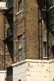 Englische Wand Lizenzfreie Stockfotos