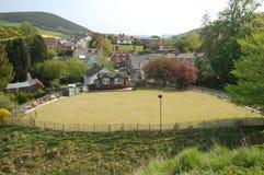 Englischer Bowling green Stockbild