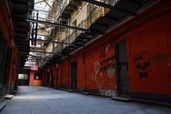 Englischer Durchgang in Bukarest Lizenzfreies Stockfoto