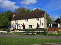Englischer Pub Stockfoto