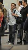 Englischer Schauspieler Eddie Izzard wird an LOCKEREM gesehen stockfotos