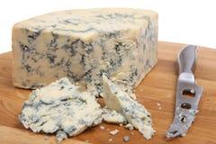Englischer Stiliton Käse Lizenzfreies Stockfoto