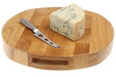 Englischer Stilton Käse lizenzfreie stockbilder