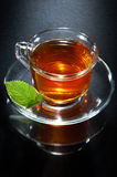 Englischer Tee lizenzfreie stockfotografie