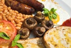 Englisches Frühstück Lizenzfreies Stockfoto