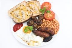 Englisches Frühstück Stockfoto