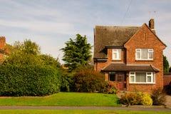 Englisches Haus Lizenzfreie Stockfotografie