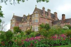 Englisches Landhaus, Devon Stockfotos
