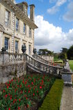 Englisches Landhaus, Dorset Stockfotos
