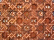 Englisches loyales Muster Stockbilder