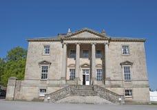 Englisches prächtiges Haus Stockbilder