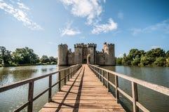 Englisches Schloss Stockbilder