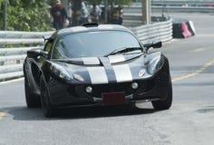 Englisches Sportauto Lizenzfreie Stockfotos