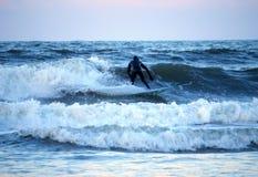 Englisches Surfen Lizenzfreies Stockbild