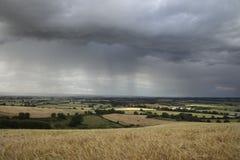 Englisches Wetter Lizenzfreie Stockbilder