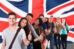 Englischstunden lizenzfreies stockfoto