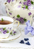 English afternoon tea Stock Images