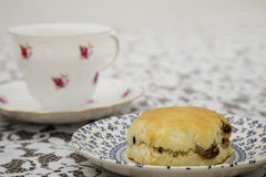 English Afternoon tea Stock Image