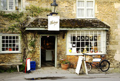 English bakery Royalty Free Stock Photos