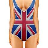 English body Royalty Free Stock Photo