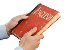 English book Stock Photography